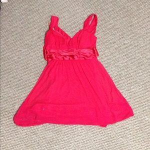 Speechless Pink Dress